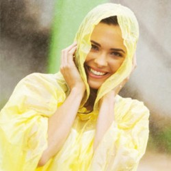 Kapuutsiga vihmakeep