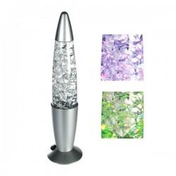 Sädelev laavalamp