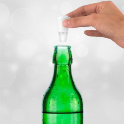 LED valgustusega pudelikork