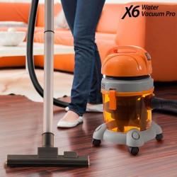 Профессиональный Пылесос X6 Water Vacuum Pro