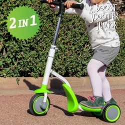 2 in 1 Tõukeratas BOOST SCOOTER JUNIOR