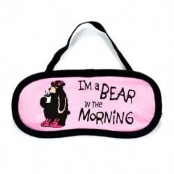 Silmamask Bear in Morning