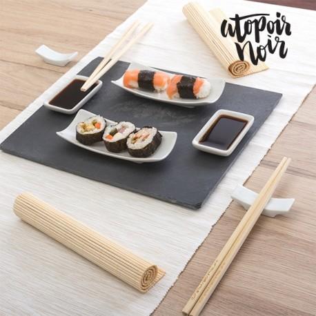 Sushi Komplekt Kivist Kandikuga (11-osaline)