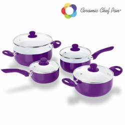 Комплект посуды Ceramic Chef Pan (8 штук)
