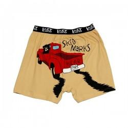 meeste bokserid Skid Marks