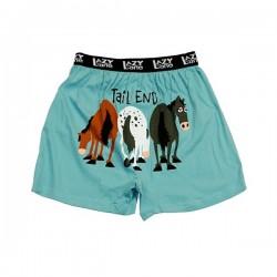 мужские Боксеры Tail End Horses