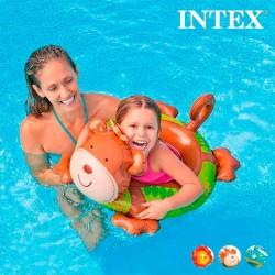Laste Ujumisrõngas Loomad Intex
