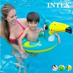 Täispuhutav Ujumisrõngas Loomad Intex