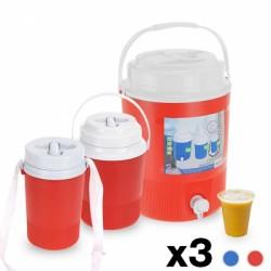 Kaasaskantavad jooginõud (3 tk)
