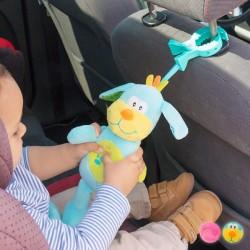 Kinnituse ja heliga mänguasi Beebidele