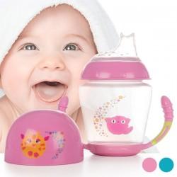 Joogitass Väikelapsele harjutamiseks Etapp 1