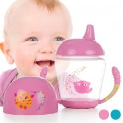 Joogiklaas Väikelapsele harjutamiseks (Etapp 2)
