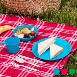 Piknikukomplekt (6 osa)