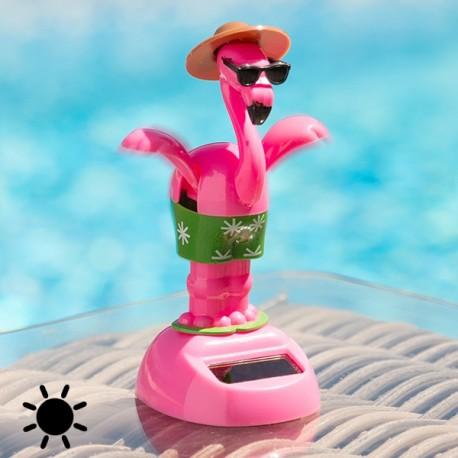 Päikesepatareiga Flamingo