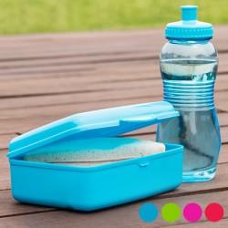Коробочка для еды и Питьевая Бутылка