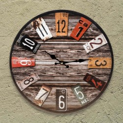 Античные Настенные Часы