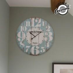 Настенные Часы Cafe de Paris