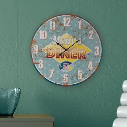 Настенные Часы MOM'S DINER