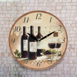 Настенные Часы WINE