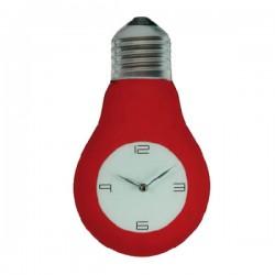 стеклянные Настенные Часы Лампочка