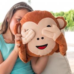 Подушка Смайлик Monkey
