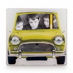 klaasist Pildiraam RETRO CAR