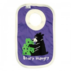 слюнявчик Beary Hungry