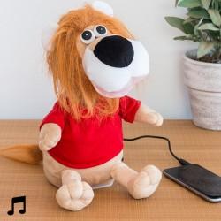 Tantsiv loomake-kõlar Lõvi