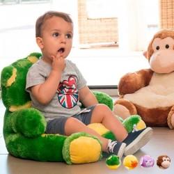 Детское Плюшевое Кресло в виде Животного