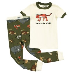 kaheosaline Pidžaama Born to be Wild