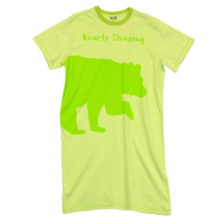 ночная рубашка Bearly Sleeping