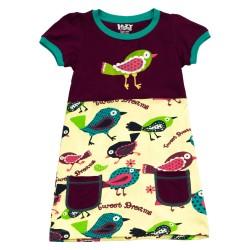 детское платье из хлопка Tweet