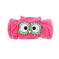Kapuutsiga tekk-mänguasi Owl