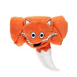 Kapuutsiga tekk-mänguasi Fox