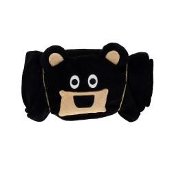 Одеяло-игрушка с капюшоном Bear