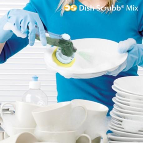 Набор для Мытья Посуды Dish Scrubb Mix (5 предметов)