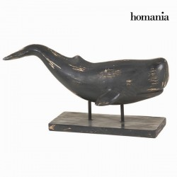 WHALE FIGURE BY HOMANIA