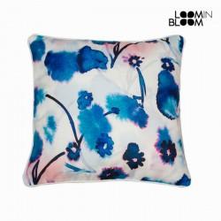 Декоративная подушка Blue Flower, 45 x 45см
