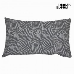 серая Декоративная подушка Zebra, 30 x 50см