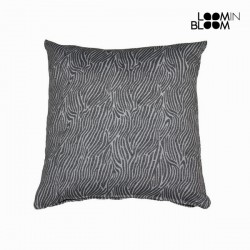 серая Декоративная подушка Zebra, 45 x 45см