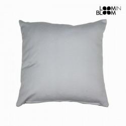 Большая серая подушка Panama, 60 x 60см