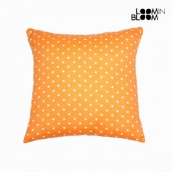 Suur oranž padi Polka Dot, 60 x 60cm