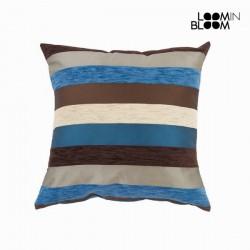Большая синяя подушка Motegi, 60 x 60см