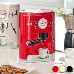 Металлическая Коробка COFFEE MACHINE