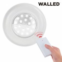 Kaugjuhtimispuldiga LED-plafoon