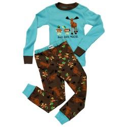 Пижама Duck Duck Moose