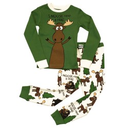 Пижама Moose Hug