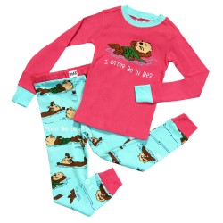 Пижама Otter