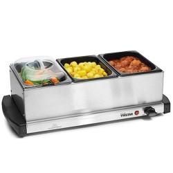 Термос для еды с 3 контейнерами Tristar