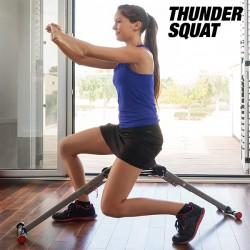 Тренажер для Мышц Thunder Squat